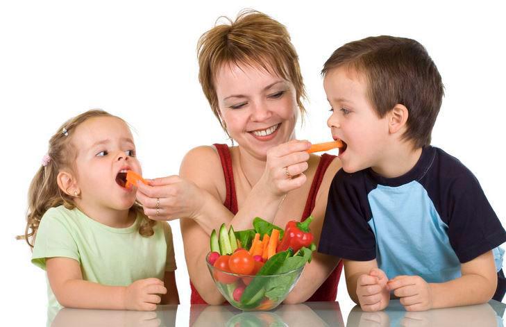 Hábitos Alimenticios en los Niños